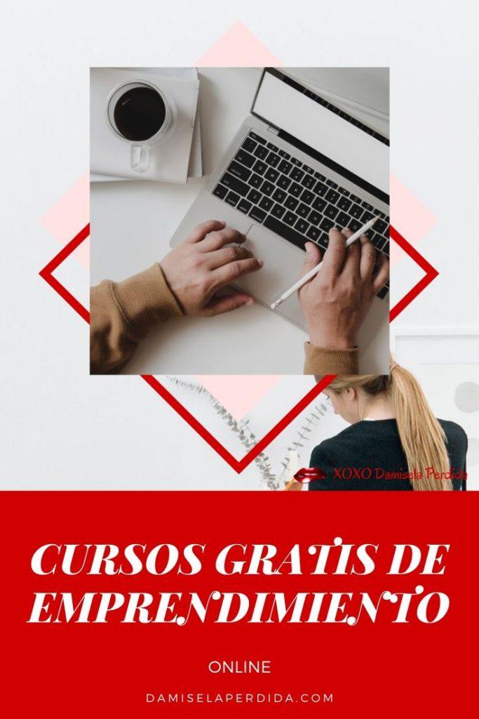 cursos gratis de emprendimiento