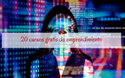 Cursos gratis de emprendimiento modalidad online